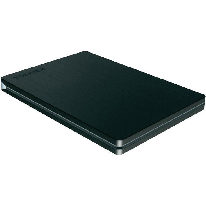 Внешний жесткий диск USB3.0 2.5″ 500Гб Toshiba Stor.E Slim ( HDTD205EK3DA ) Черный
