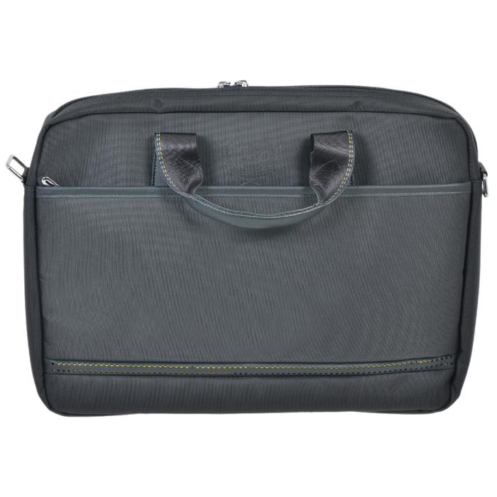 Сумка для ноутбука 15.6″ Continent CC-045, нейлоновая, темно-серая