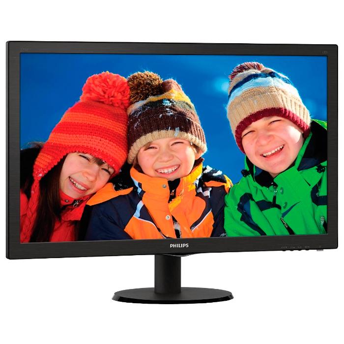 Монитор ЖК Philips 273V5LSB 27″ black VGA DVI