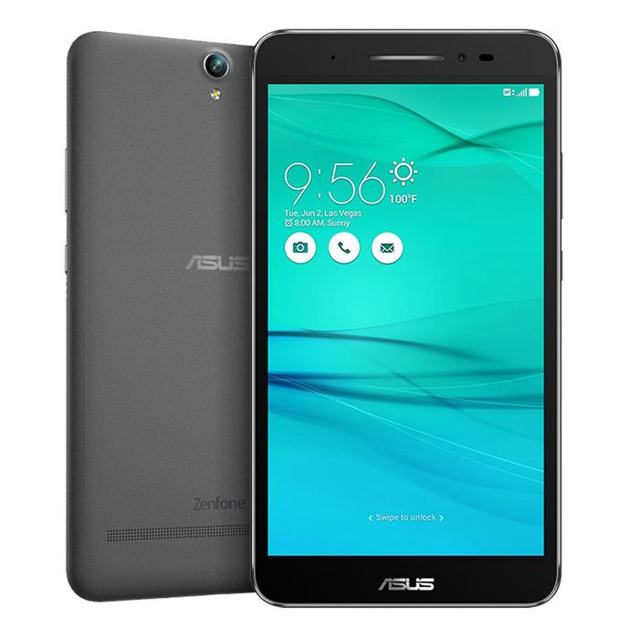 Смартфон ASUS ZenFone 3 ZB690KG 8GB 3G 7″ Dual Sim серый ( 90AL0013-M00240 )