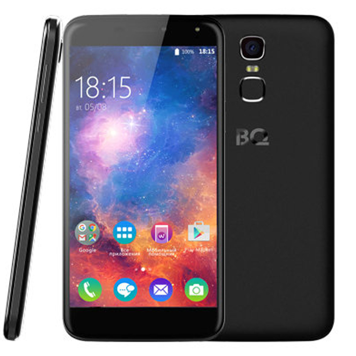 Смартфон BQ Mobile BQS-5520 Mercury Black