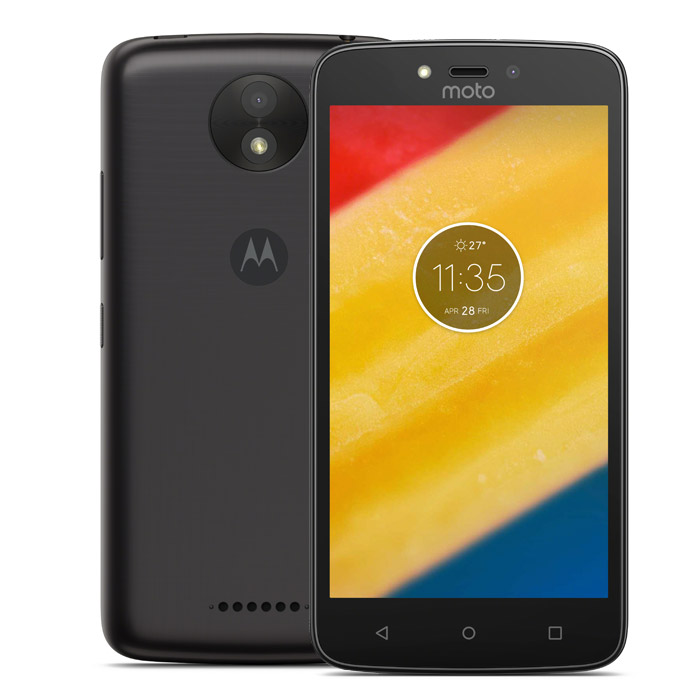 Смартфон Motorola Moto C Plus (XT1723) Black