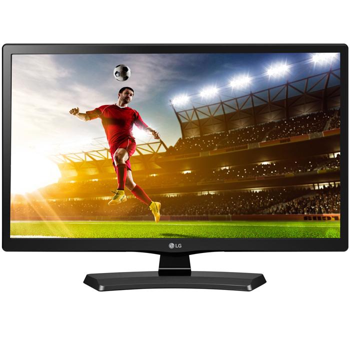 Телевизор ЖК 28′ LG 28MT48S-PZ черный