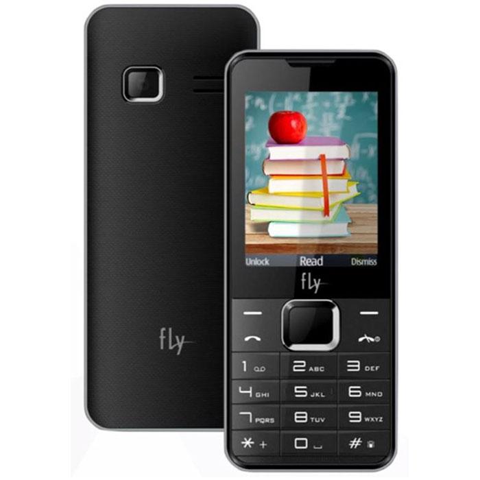 Сотовый телефон Fly FF243 черный