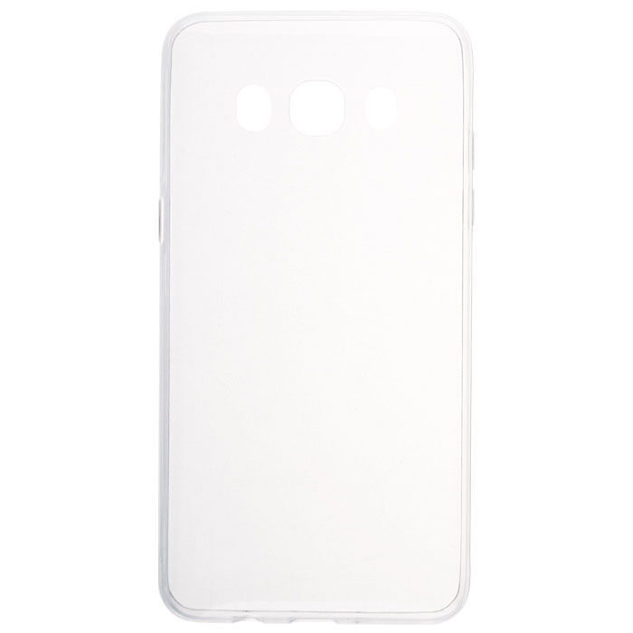 Чехол SkinBox slim silicone case для Samsung Galaxy J5 (2016) SM-J510FN, прозрачный