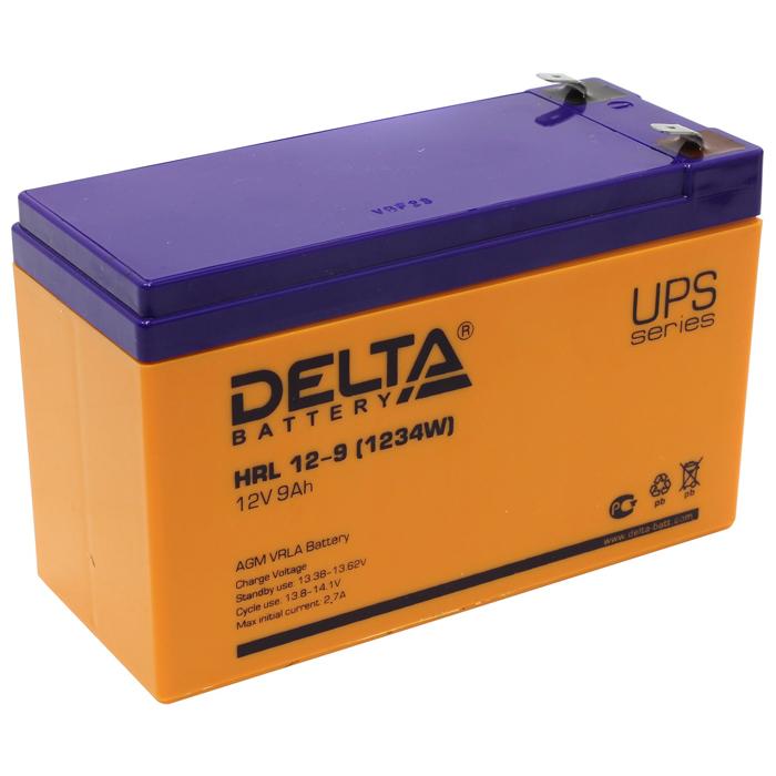 Батарея Delta HRL 12-9 (12V 9Ah)