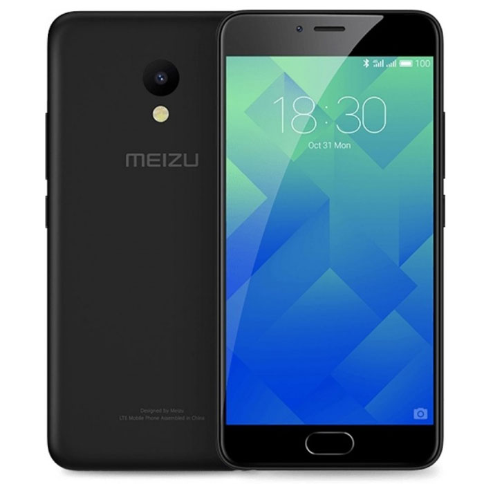 Смартфон Meizu M5 32Gb Black