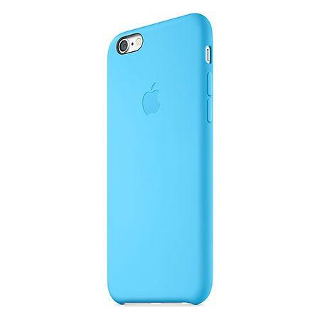 Чехол для Apple iPhone 6 Plus/ iPhone 6s Plus Silicone Case Blue MGRH2ZM/A