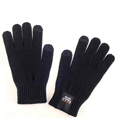 Перчатки для мобильных устройств Dress Cote Touchers, цвет черный, размер M
