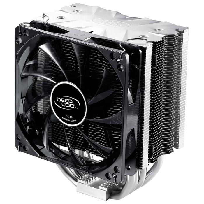 Устройство охлаждения(кулер) Deepcool , S775, S1155/S1156/1150, S1366, S2011, AM2, AM2+, AM3/AM3+/FM1 4-pin PWM ( Ice Blade Pro V2.0 )
