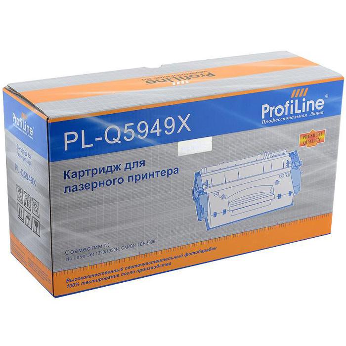 Картридж ProfiLine PL-Q5949X