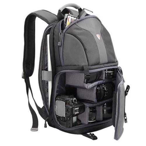 Рюкзак для ноутбука 14″ Sumdex NJC-486BK, черный, неопреновый
