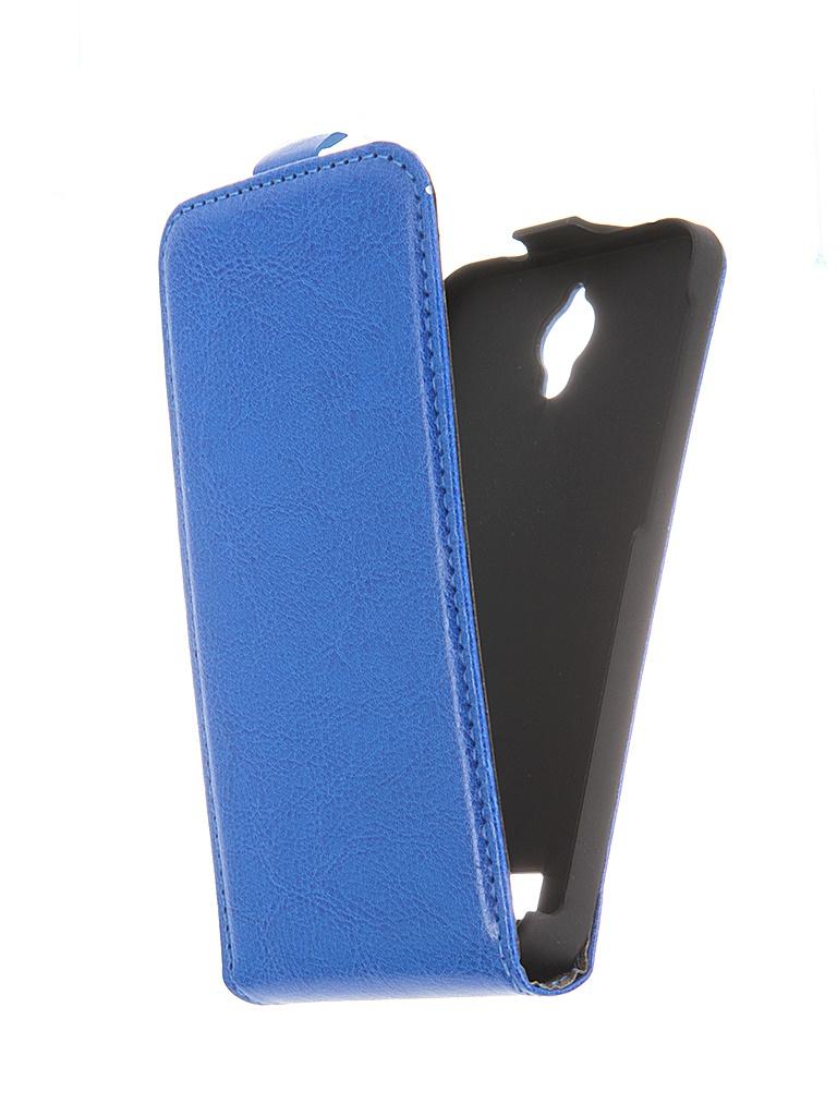 Чехол Red Line Filp-case для Asus ZenFone C ZC451CG синий