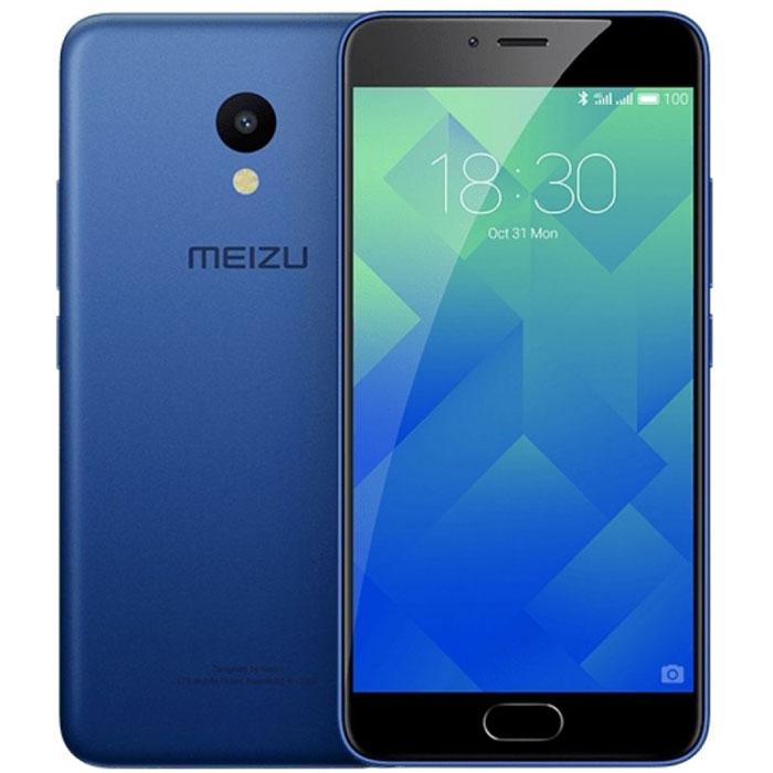 Смартфон Meizu M5 16Gb Blue