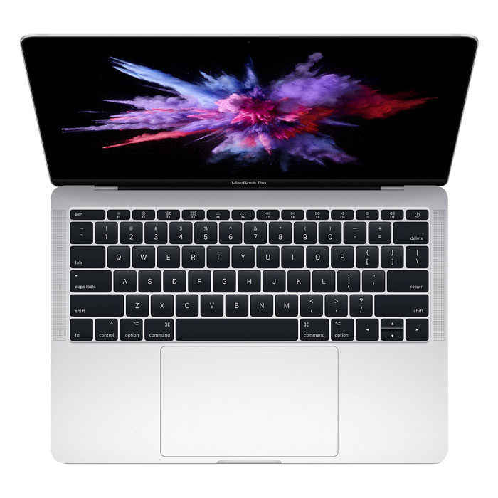 Ноутбук 13.3″ Apple MacBook Pro Core i5 2.3ГГц, 8Гб, 128Гб, Intel Iris Plus Graphics 640, MacOS (MPXR2RU/A) Retina Silver