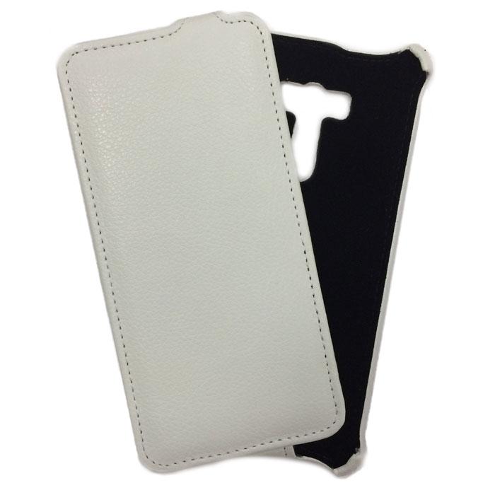 Чехол Gecko Filp-case для Asus ZenFone Selfie ZD551KL белый
