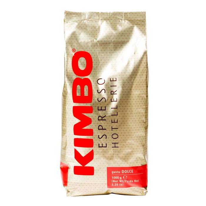 Кофе в зёрнах Kimbo Hotellerie Gusto Dolce  1 кг