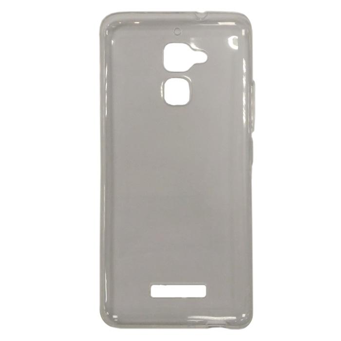 Чехол skinBOX 4People Crystal для Asus ZenFone 3 Max ZC520TL прозрачный