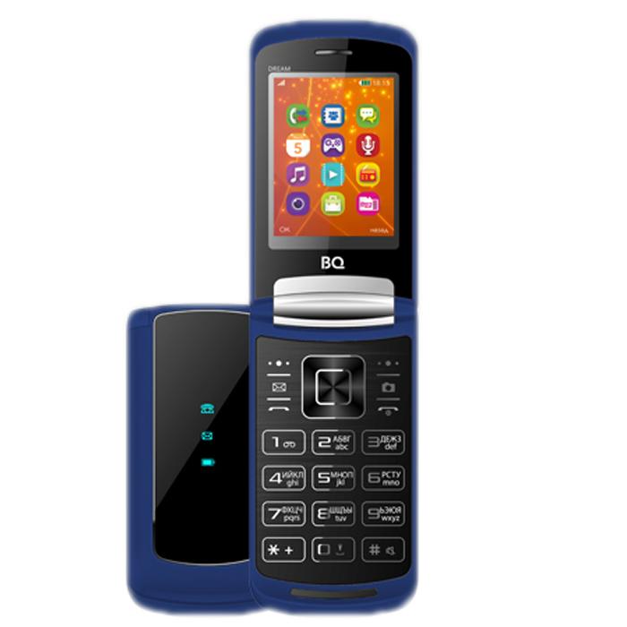 Сотовый телефон BQ Mobile BQ-2405 Dream Dark-Blue