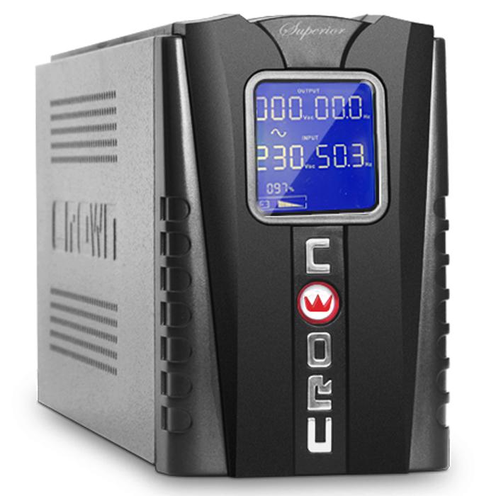 ИБП Crown CMU-650IEC LCD