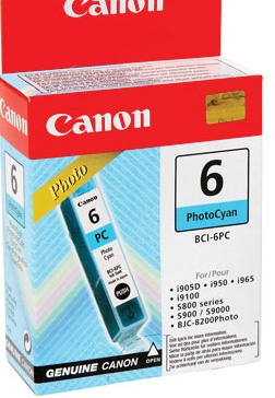 Картридж Canon BCI-6PC