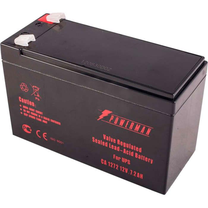 Батарея Powerman CA1272 ( 12V 7.2Ah )