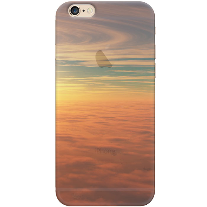 Чехол Deppa Art Case с пленкой для iPhone 6 / iPhone 6s, Nature, Небо