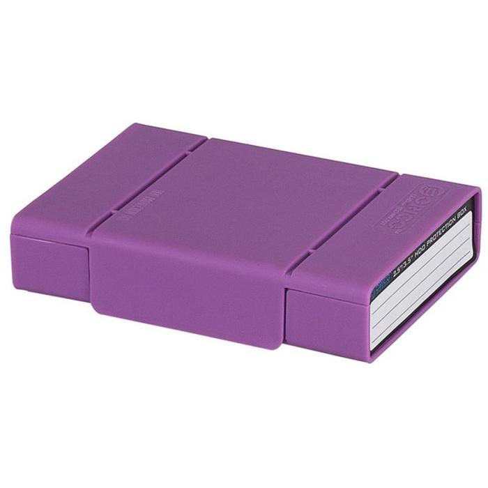 Чехол Orico PHB-35 для жесткого диска 3.5″ фиолетовый
