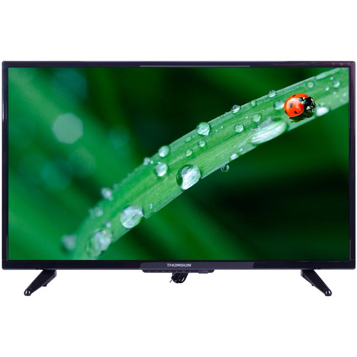 Телевизор ЖК 32″ Thomson T32D16DH-01B черный