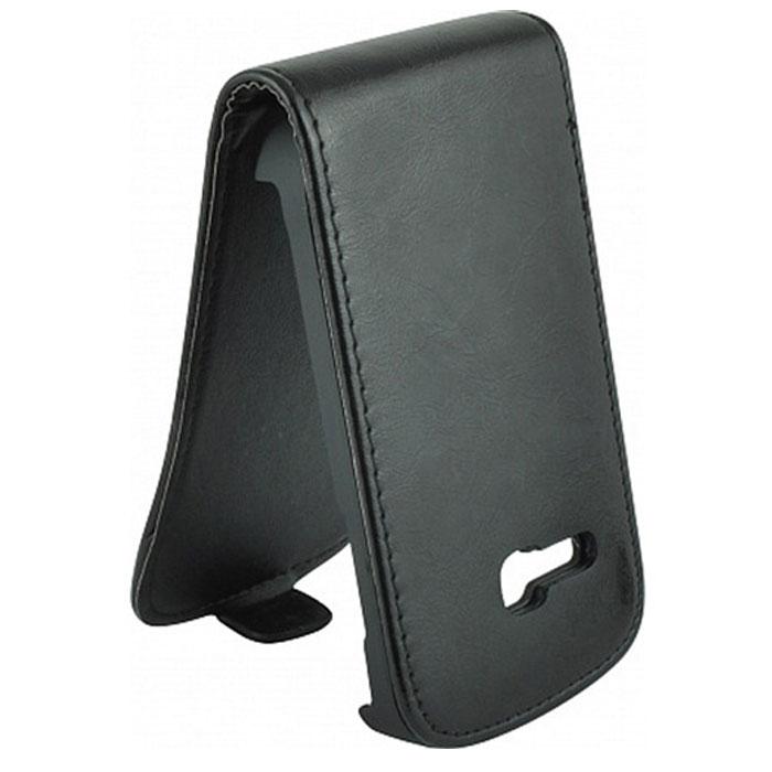 Чехол Liberty для Samsung S7392 Galaxy Trend, черный