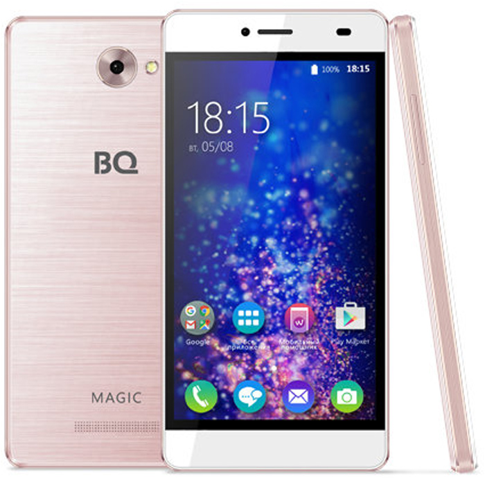 Смартфон BQ Mobile BQS-5070 Magic Rose