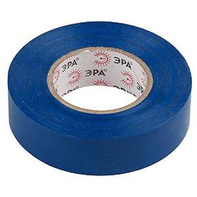 Изолента ЭРА 19мм х 20м Синяя