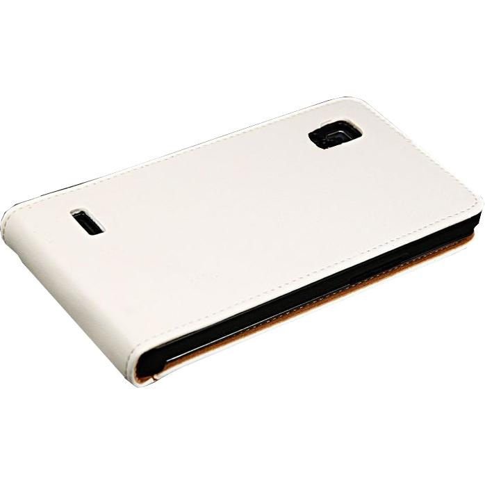 Чехол для LG P765 L9, белый