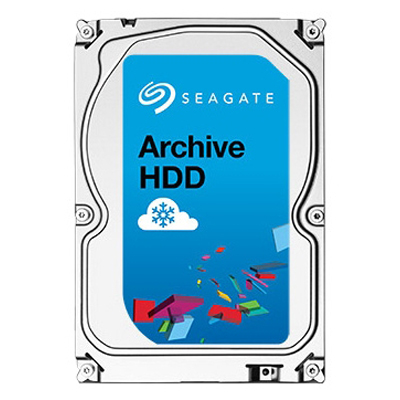 Жесткий диск 3.5″ SATA3 8.0Тб 128mb Seagate Archive HDD v2 ( ST8000AS0002 )