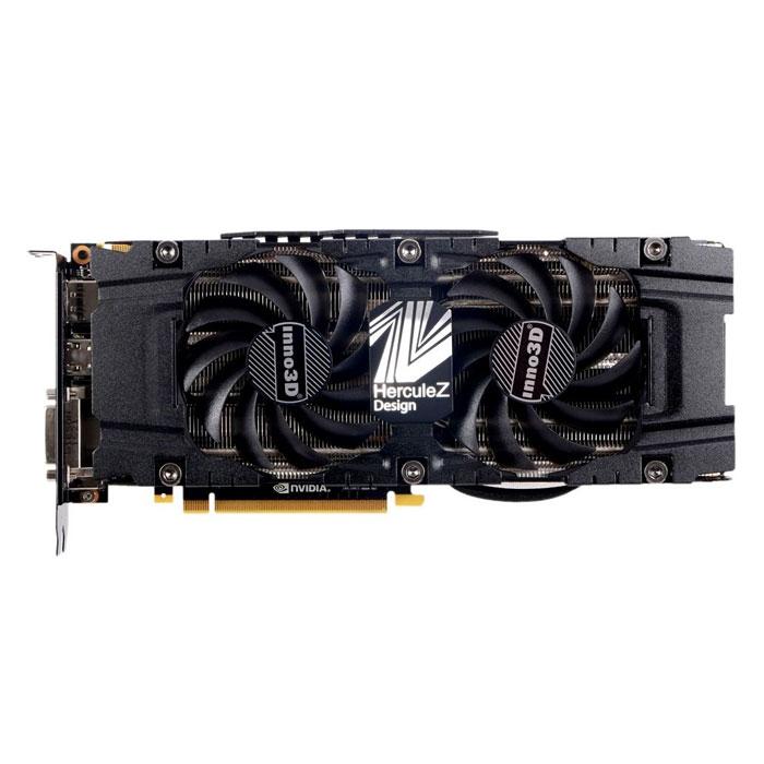 Видеокарта PCI-E Inno3D GeForce GTX 1070 8192Mb, N1070-1SDV-P5DN GDDR5X Ret