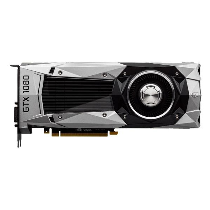 Видеокарта PCI-E MSI GeForce GTX 1080 8192Mb, DDR5 ( V801-268 ) Ret