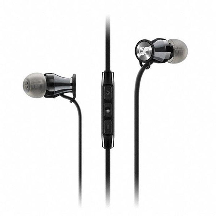 Гарнитура Sennheiser Momentum In-Ear M2 IEG Black-Chrome