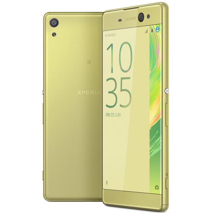 Смартфон Sony F3212 Xperia XA Ultra Dual Sim Lime Gold