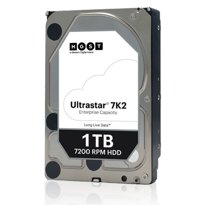 Жесткий диск 3.5″ 1000Gb Hitachi (HUS722T1TALA604_1W10001) 128Mb 7200rpm SATA3 Ultrastar 7K2