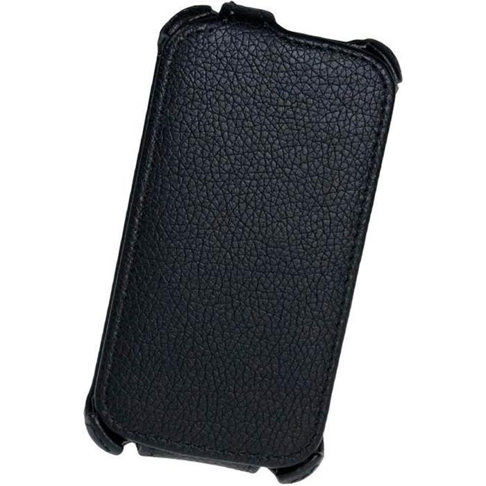 Чехол Flip-case для Fly IQ431-Glory, черный