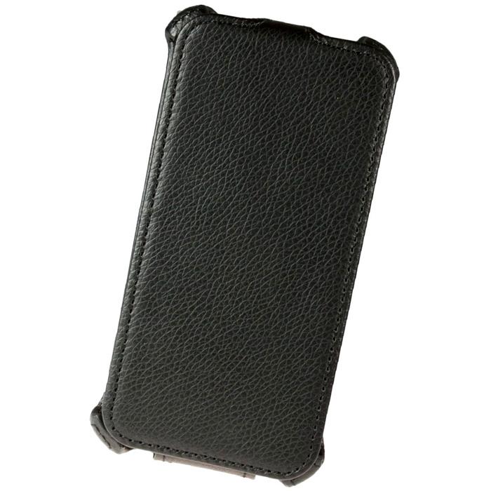 Чехол Partner Flip-case для Explay A500, черный