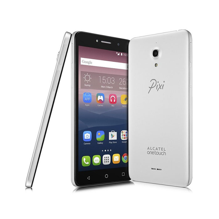 Смартфон Alcatel One Touch 8050D Pixi 4(6) Silver