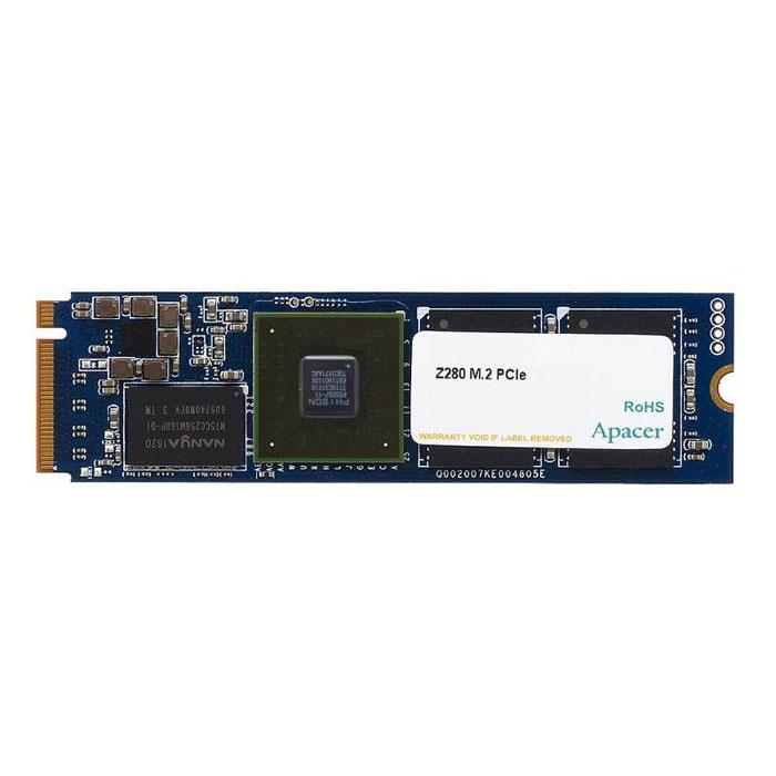 Накопитель SSD M.2 PCIe NVMe 3.0 x4 240Гб Apacer Z228 [AP240GZ280-1]