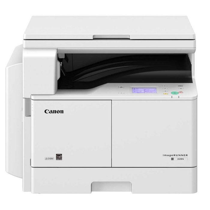 МФУ Canon imagerunner 2204N лазерное без тонера