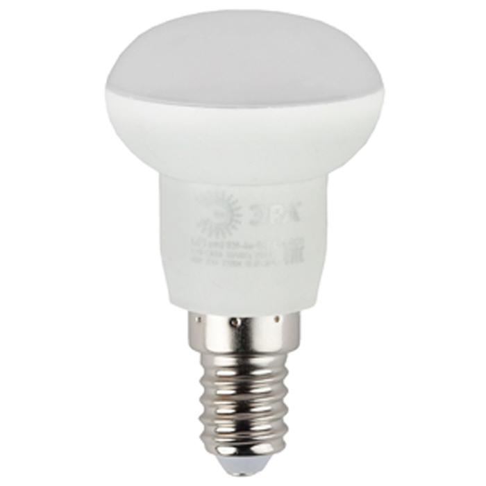 Светодиодная лампа ЭРА R39 E14 4W 220V ECO желтый свет