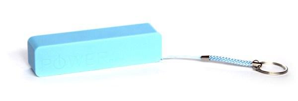 Внешний аккумулятор универсальный KS-is KS-200Blue 2200mAh синий