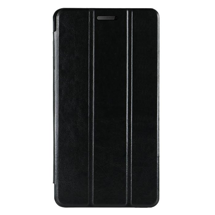 Чехол для Lenovo Tab 3 Plus TB3-7703X/7703F, IT BAGGAGE, черный, эко кожа
