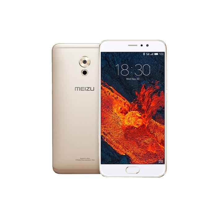 Смартфон Meizu Pro 6 Plus 64Gb Gold/White