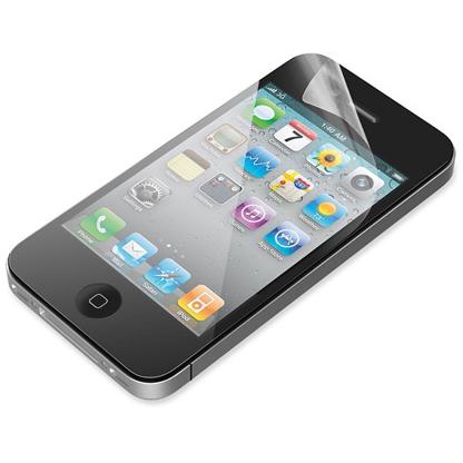 Защитная плёнка для iPhone 4/iPhone 4S LuxCase Антибликовая