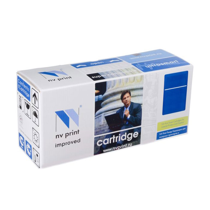 Картридж NV-Print NVP-CF353A Magenta